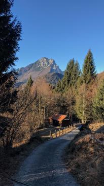 Il Monte Tersadia.