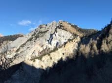 Monte Salinchiet.