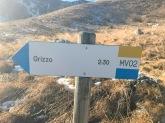 Si scende sul sentiero MV02
