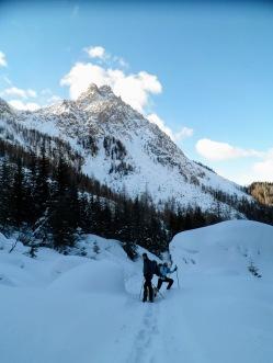 Monte Rinalso sullo sfondo