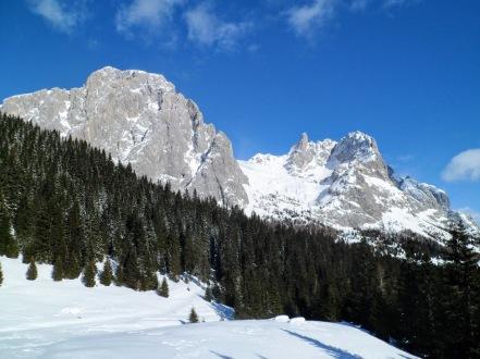 Monti Peralba e Pich Chiadenis