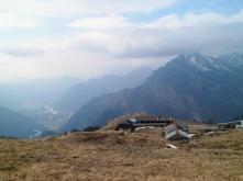 Casera Monte Rest e monte Roppa Buffon
