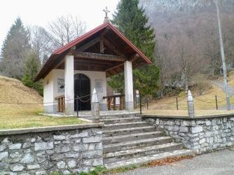 Cappelletta degli Alpini
