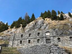 Caserma del battaglione Alpini Tolmezzo