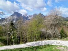 Monte Sernio e monte Flop