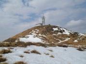 Cima del monte Stol