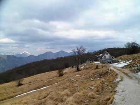 Malga Planina Božica