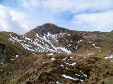 Monte Cormolina e la conca di casera Val