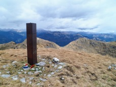 Cima del monte Verzegnis