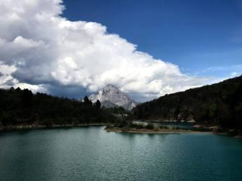 Monte Amariana e lago di Verzegnis