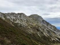Il Monte Caulana.