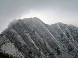 La cresta del Monte Musi