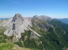 Monti Tiarfin, Bivera e Calpsavon