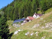 Casera Cregnedul di Sopra
