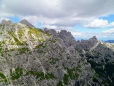 Panorama verso Jof Fuart