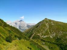 A destra monte Terzo