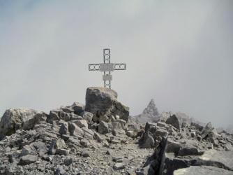 Croce di vetta del monte Coglians