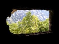 Nella grotta di Timau