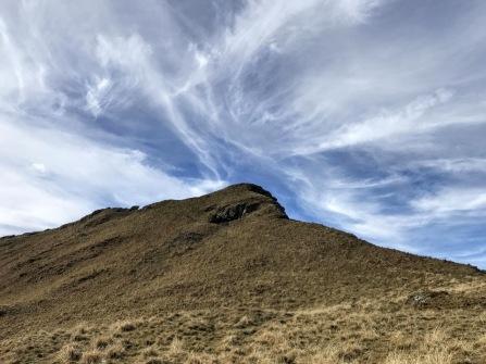 Il Monte Pezzacul.