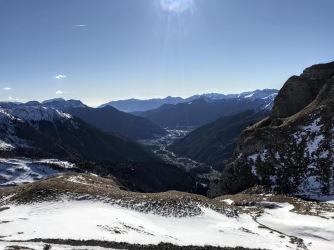 La valle del But.