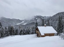 Vista verso Val Rauna e Monte Cocco