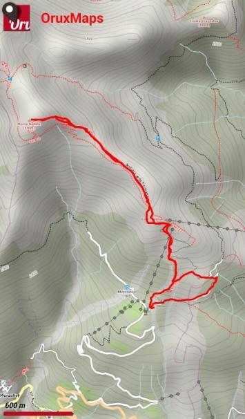 Monte Neddis_mappa_2017