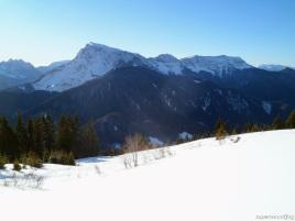 Panorama verso monte Tersadia