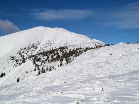 Monte Neddis in lontananza