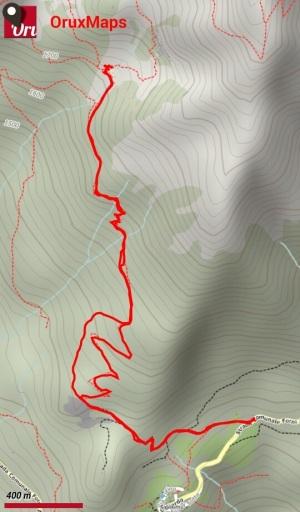 casera Monte dei Buoi