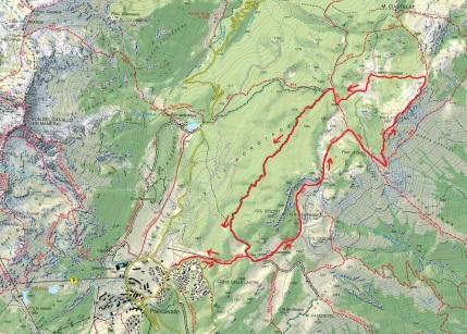 mappa palafontana