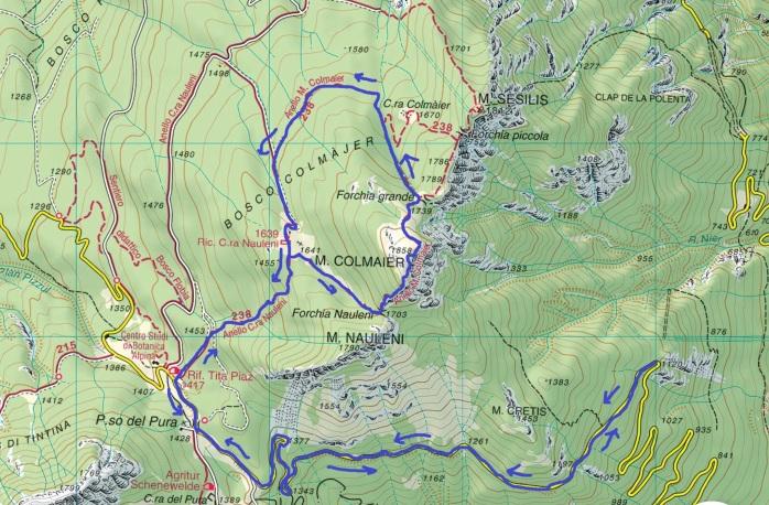 mappa colmajer