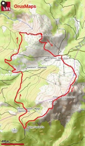 CornoNero_CornoBianco_mappa