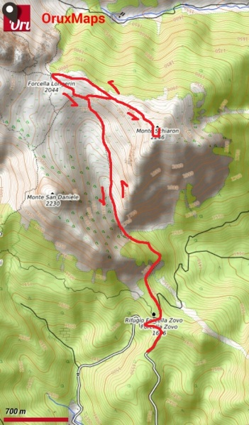 Schiaron_mappa