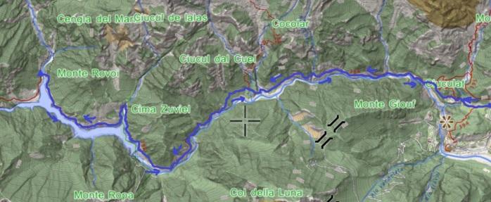 mappa CIUL
