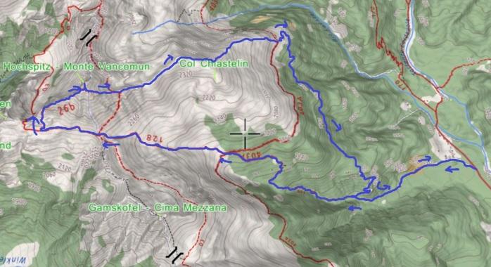 vancomun mappa