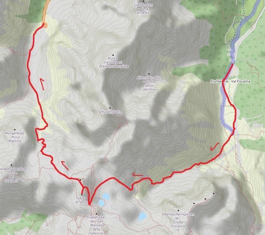 TrekTreScarperi_01_mappa
