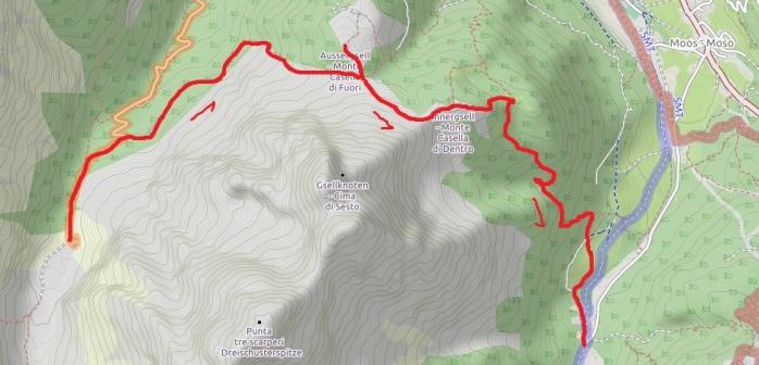 TrekTreScarperi_02_mappa