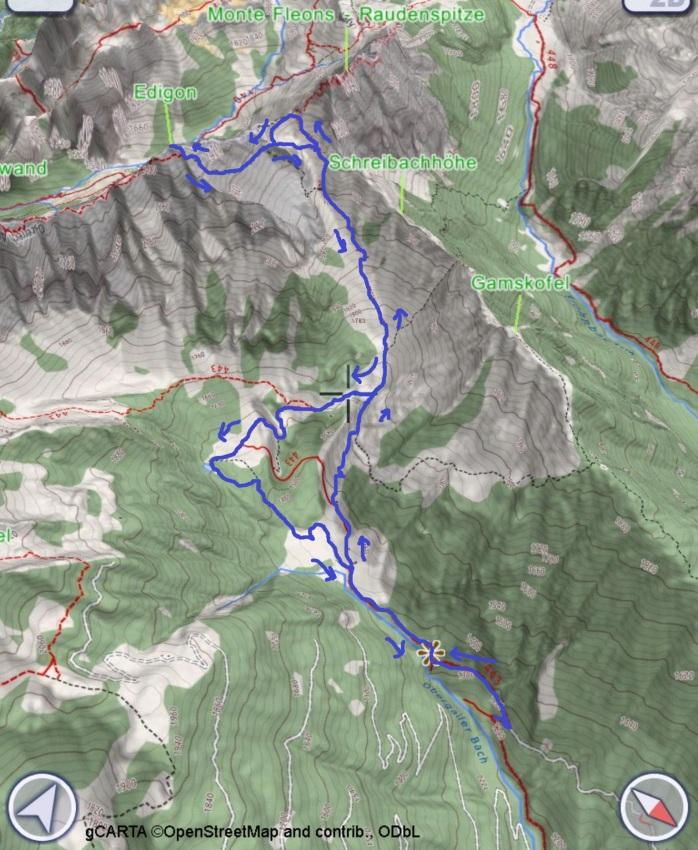 mappa Edigon