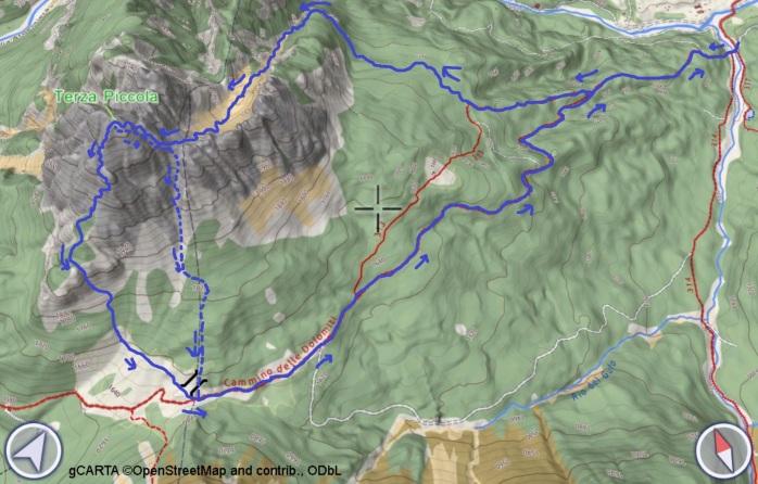 mappa TERZA PICCOLA