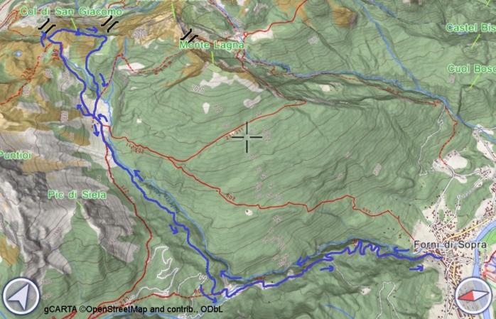 mappa CSG