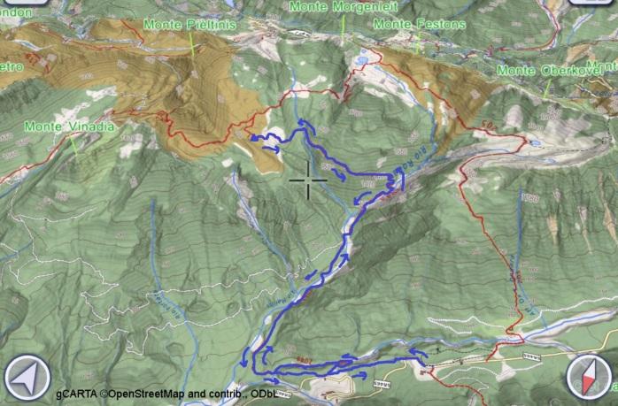 mappa MALINS